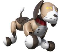 Zoomer робот собака купить